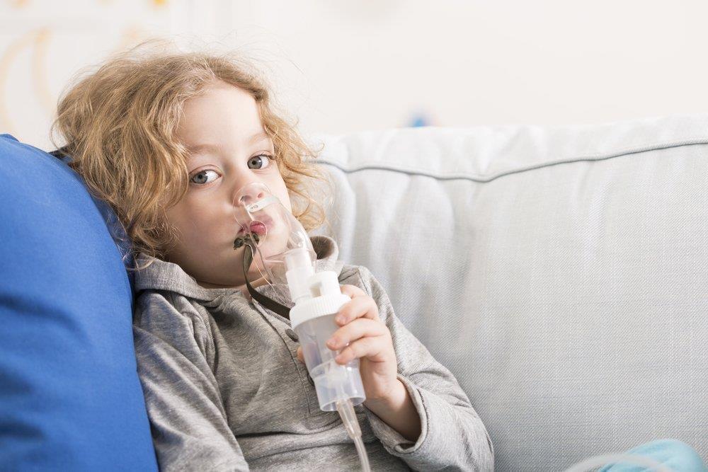 Стенозный кашель