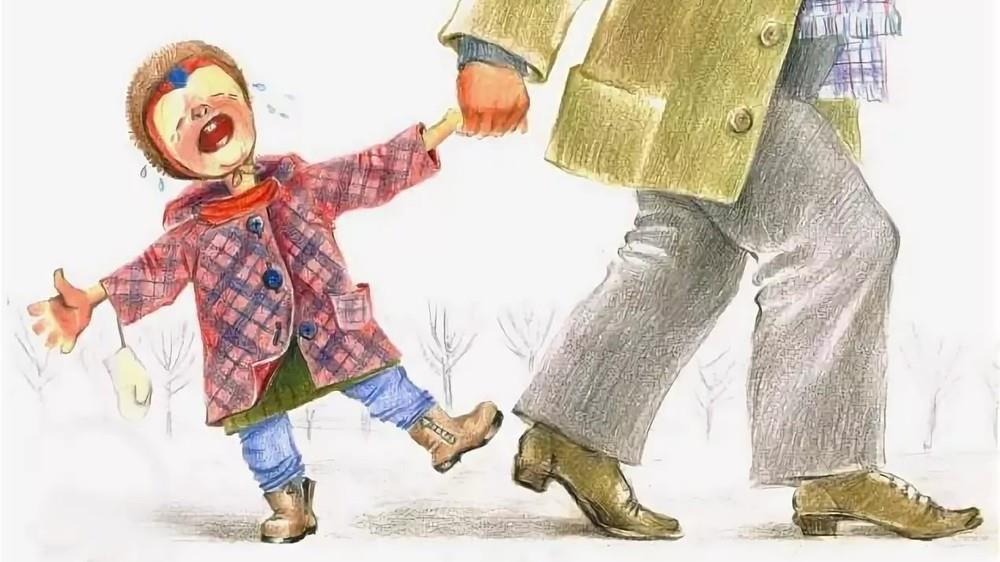 Из-за чего ребенок плачет в саду. Что делать? Совет психолога
