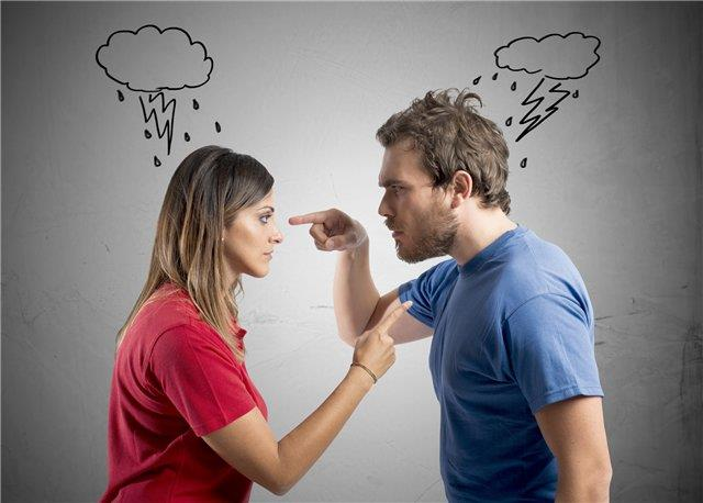 Непростительные слова при семейных ссорах