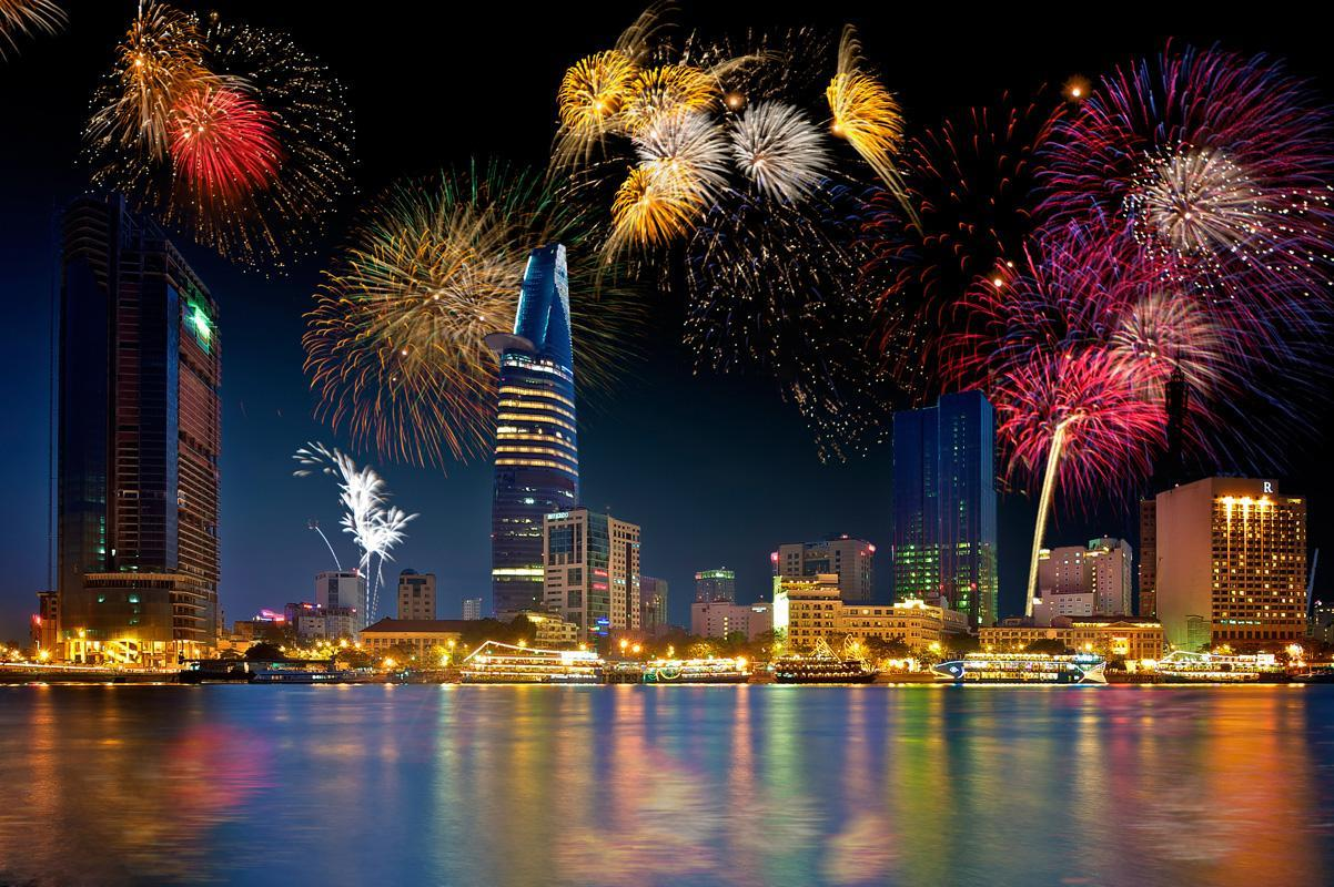Новый год вьетнам картинка
