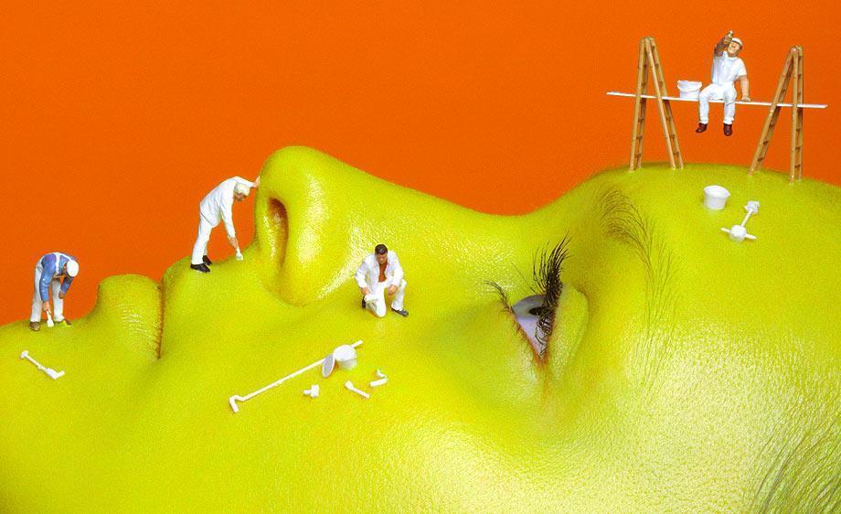 Открытка, смешные картинки по косметологии