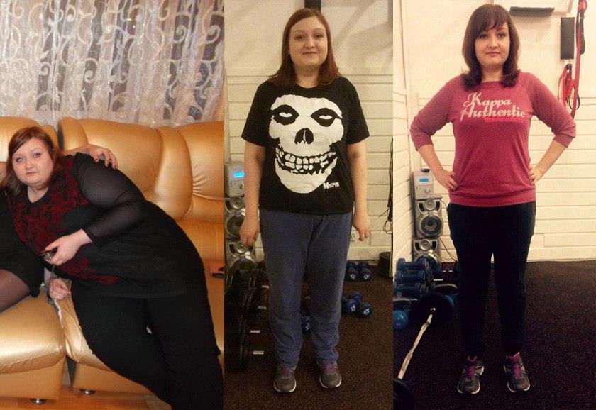 Кто похудел по каким фитнес программам